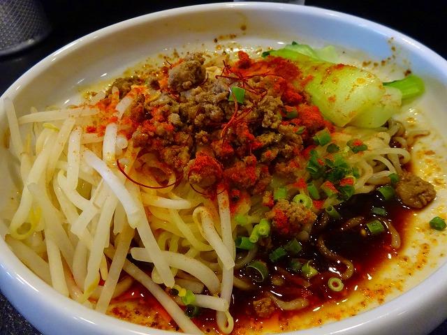 柏担々麺 (5)
