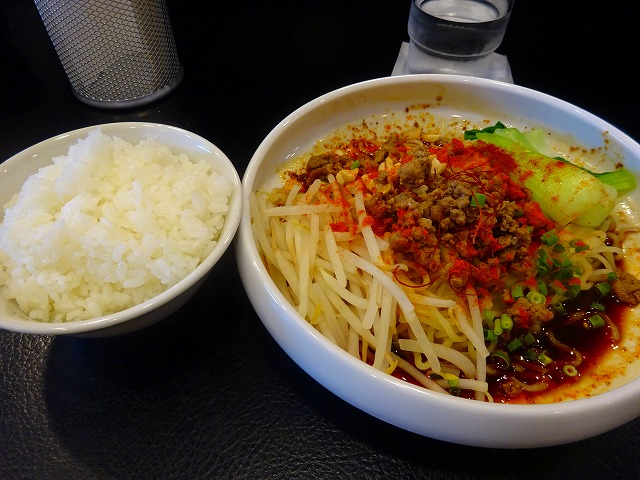 柏担々麺 (6)