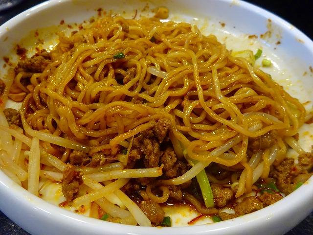柏担々麺 (7)