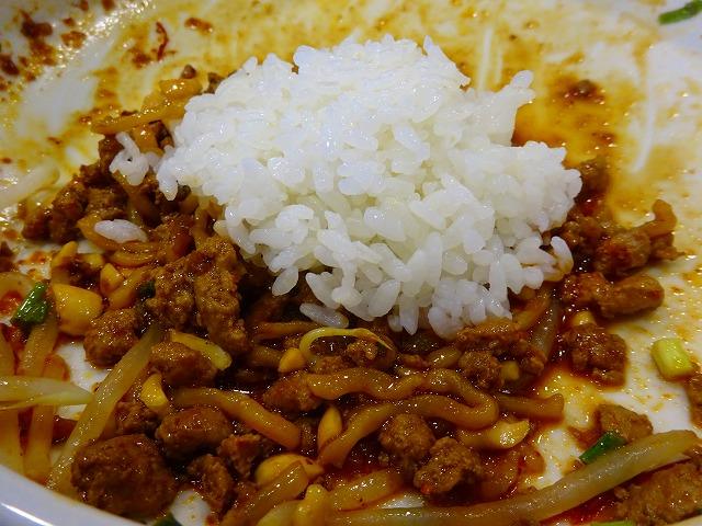 柏担々麺 (8)