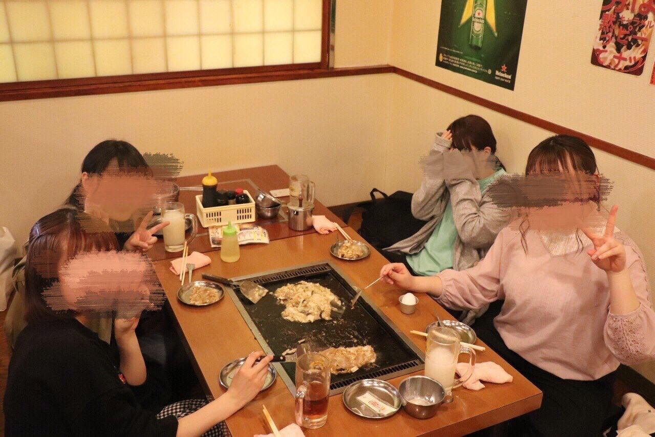 2019年度新歓もんじゃ03