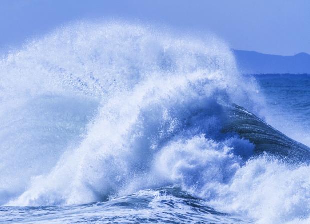 津波のイメージ