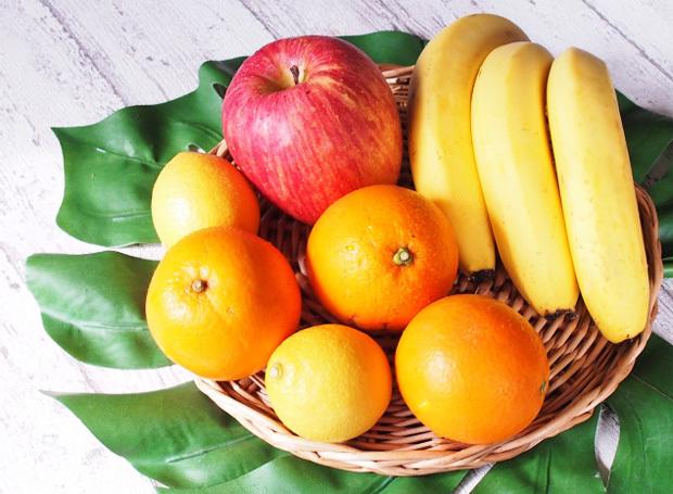 果実の集合イメージ