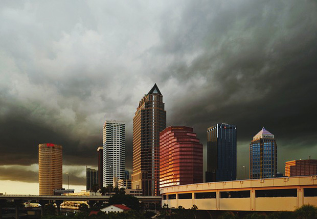 暗雲都市イメージ