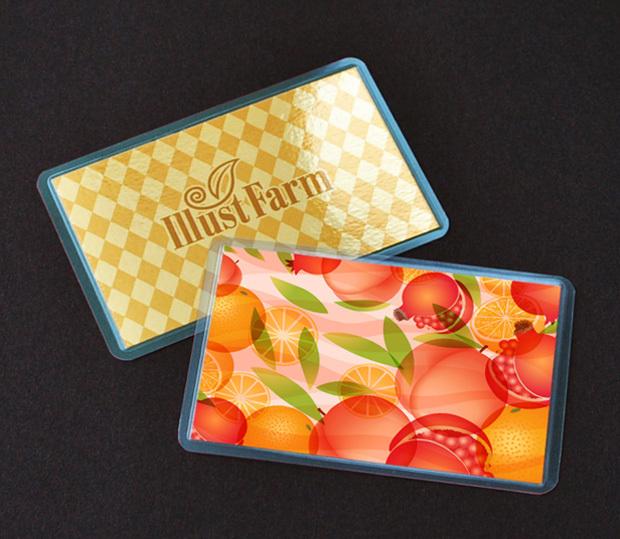 風水果実カードをプレゼントイメージ
