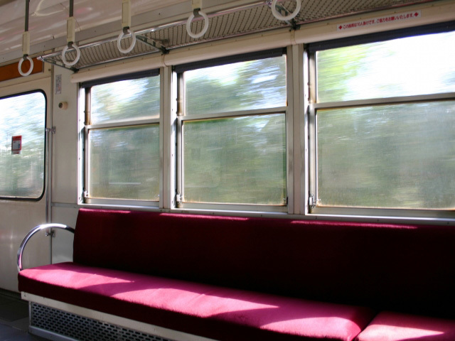 電車内イメージ