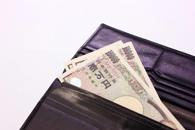 お金とお財布イメージ