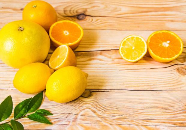 沢山の柑橘イメージ