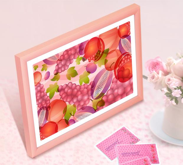 風水果実アート アムール-1イメージ