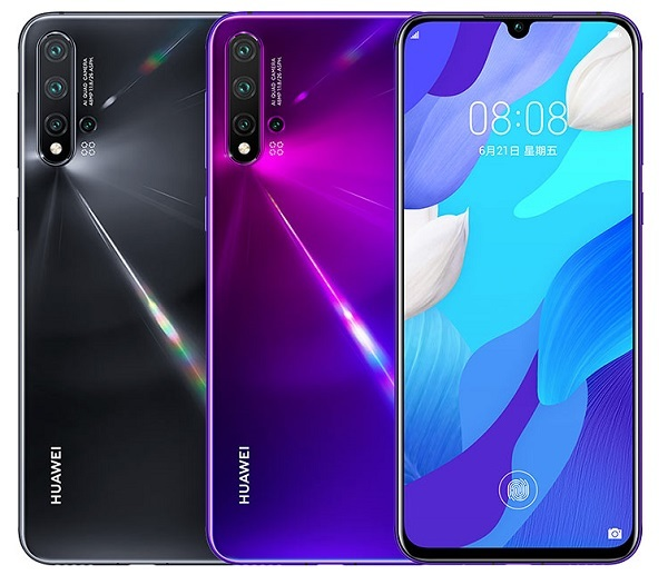830_Huawei nova 5 Pro_imagesB