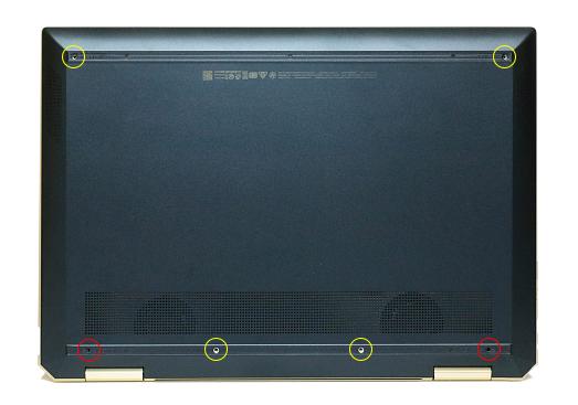 HP Spectre x360 13-ap0000_底面ネジ_0G1A4922