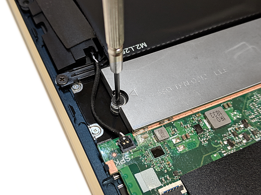 HP Spectre x360 13-ap0000_SSDの換装_09a