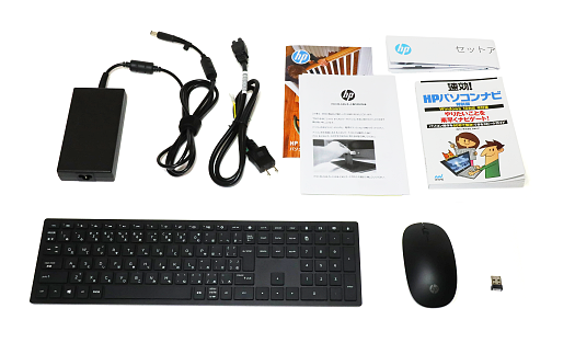 HP Pavilion All-in-One 24-xa0000jp_付属品_0G1A8954