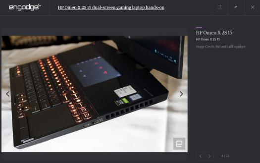 スクリーンショット_OMEN X 2S_190517_右側面インターフェース