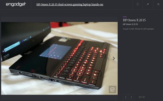 スクリーンショット_OMEN X 2S_190517_左側面インターフェース