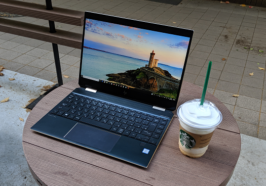 HP Spectre x360 13の使い勝手をチェック_IMG_20190527_165237