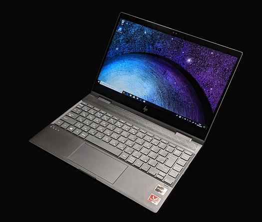 HP ENVY x360 13-ar0000_ディスプレイ