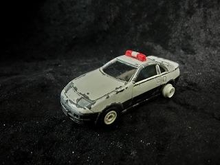 B/Oトミカ フェアレディーZ(Z32) パトカー