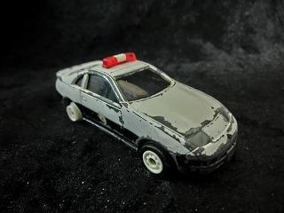 B/Oトミカ フェアレディーZ(Z32) パトカー ②