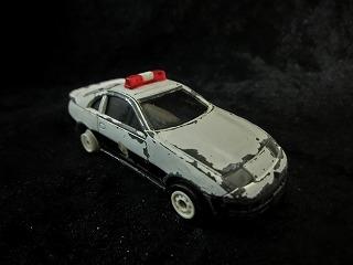 B/Oトミカ フェアレディーZ(Z32) パトカー ③