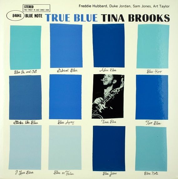 Tina Brooks True Blue Blue Note BST-84041