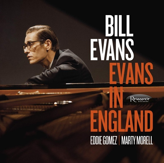 Bill Evans In England Resonance Records HCD-2037