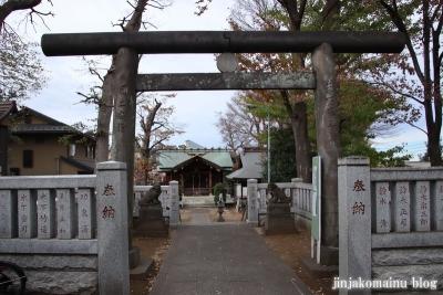 西台天祖神社(板橋区西台)3