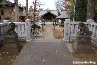 西台天祖神社(板橋区西台)6