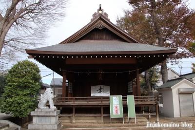 西台天祖神社(板橋区西台)12