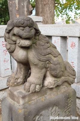 西台天祖神社(板橋区西台)16