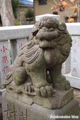 西台天祖神社(板橋区西台)20