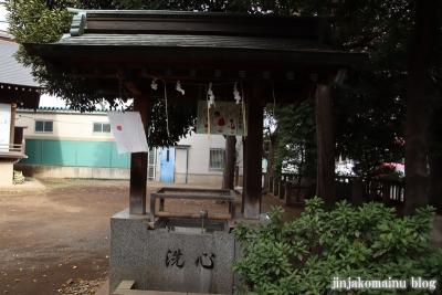 中台稲荷神社(板橋区若木)5