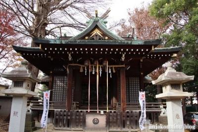 中台稲荷神社(板橋区若木)7