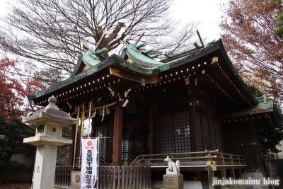 中台稲荷神社(板橋区若木)8