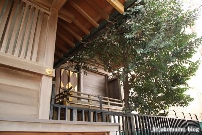 中台稲荷神社(板橋区若木)9
