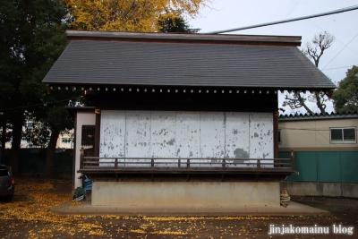 中台稲荷神社(板橋区若木)13