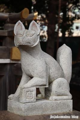 中台稲荷神社(板橋区若木)10