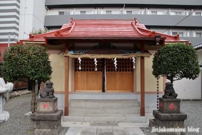 稲荷氷川神社(板橋区坂下)4