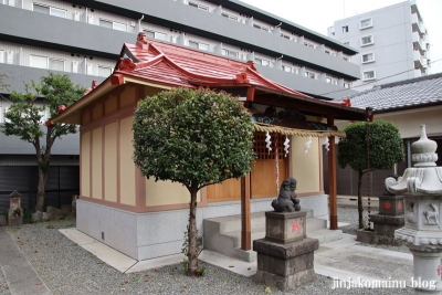 稲荷氷川神社(板橋区坂下)5