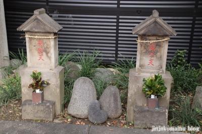 稲荷氷川神社(板橋区坂下)8