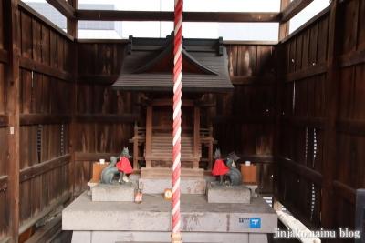 稲荷氷川神社(板橋区坂下)10