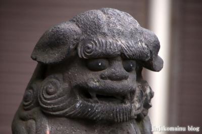 稲荷氷川神社(板橋区坂下)19