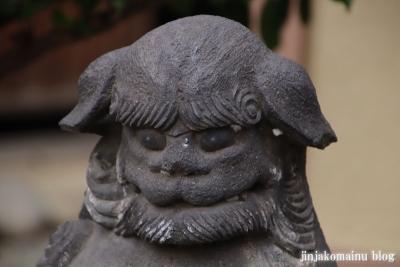 稲荷氷川神社(板橋区坂下)20