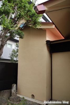 稲荷氷川神社(板橋区坂下)6
