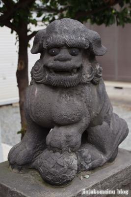 稲荷氷川神社(板橋区坂下)12