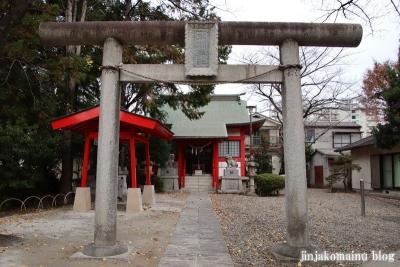 氷川神社(板橋区舟渡)3