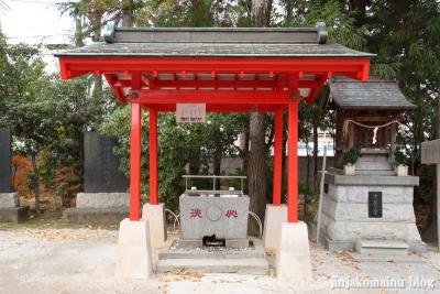 氷川神社(板橋区舟渡)5