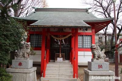 氷川神社(板橋区舟渡)7