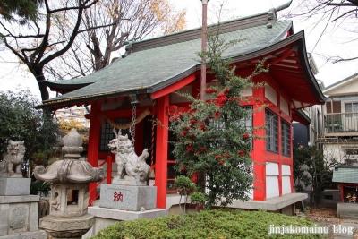 氷川神社(板橋区舟渡)8