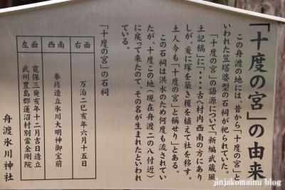 氷川神社(板橋区舟渡)12